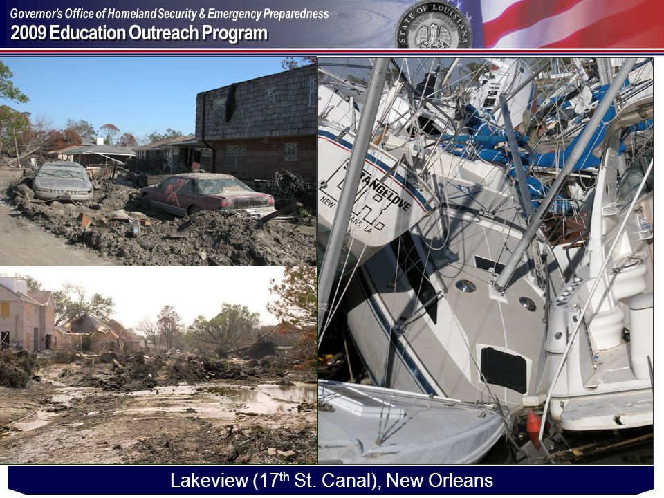 Recovery Phase Debris Removal Considerations Bid requirements Private property considerations Legal responsibility of parish officials