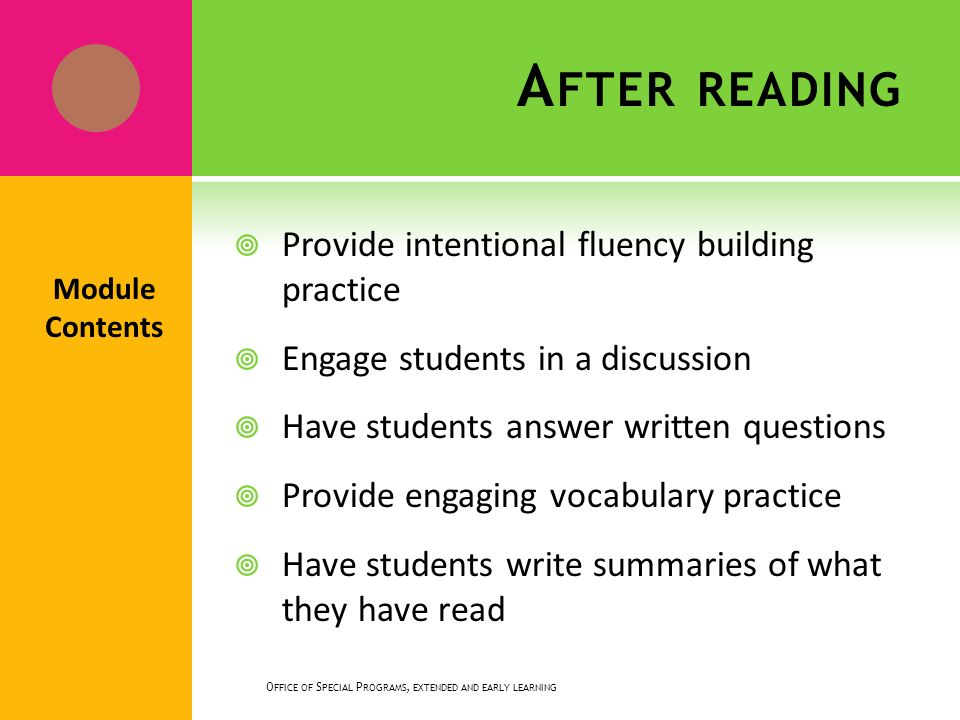 Asking students questions during passage reading has proven effectiveness in improving the comprehension of students.