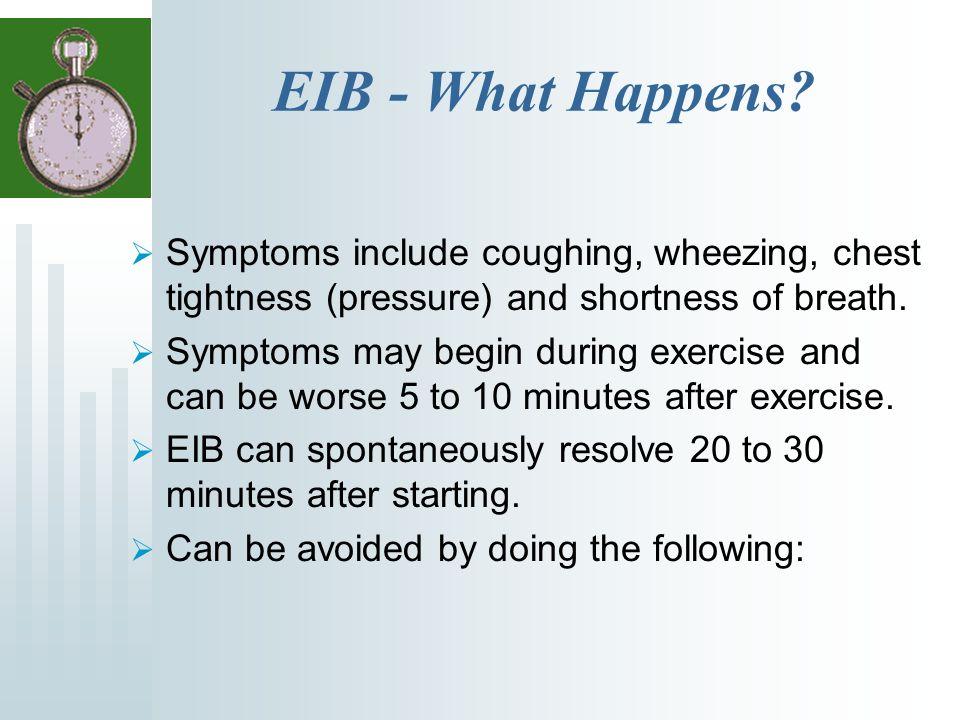 EIB - What Happens.