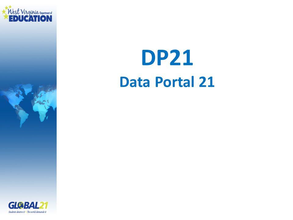 DP21 Data Portal 21