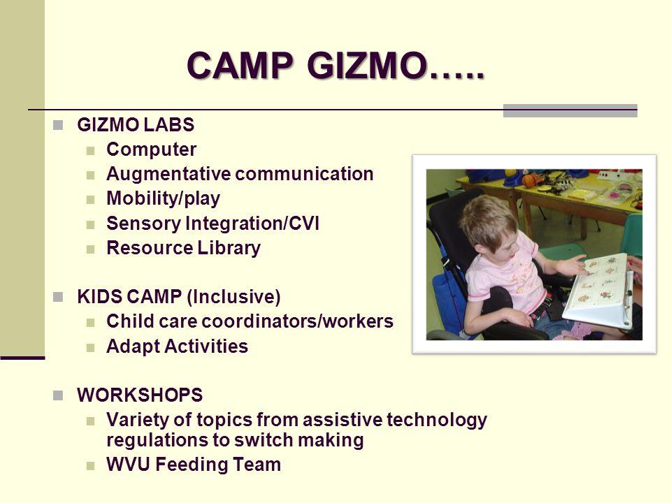 CAMP GIZMO