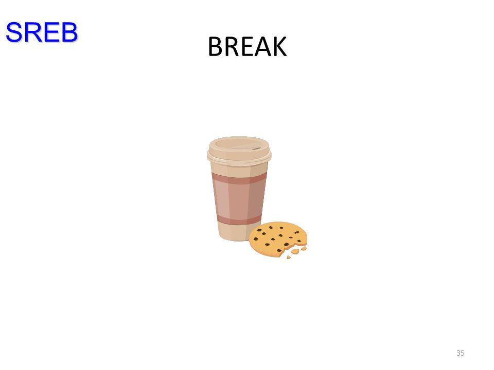 35 BREAK SREB