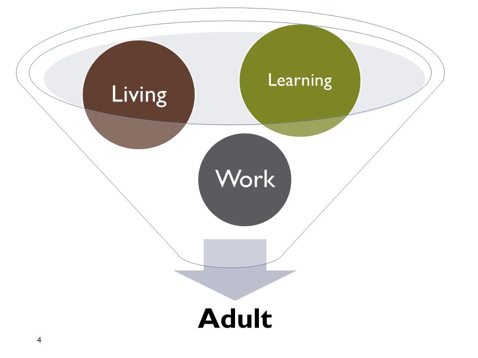 Adult Work Living Learning 4