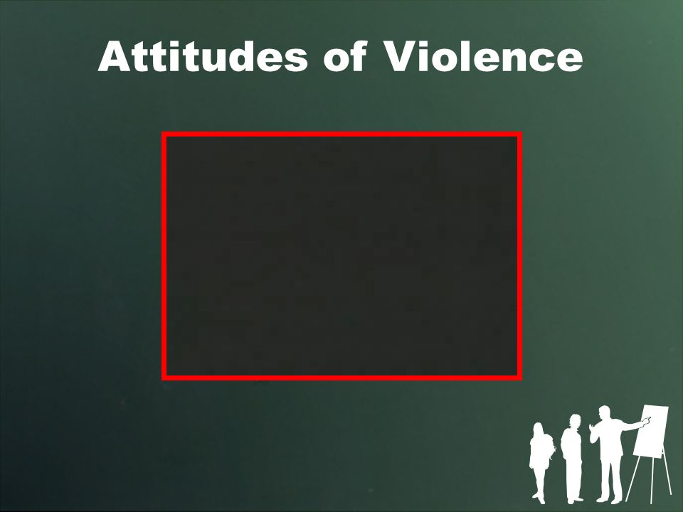 Attitudes of Violence