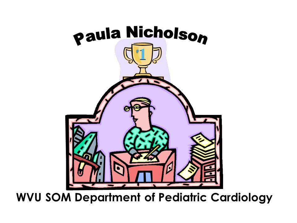 WVU SOM Department of Pediatric Cardiology