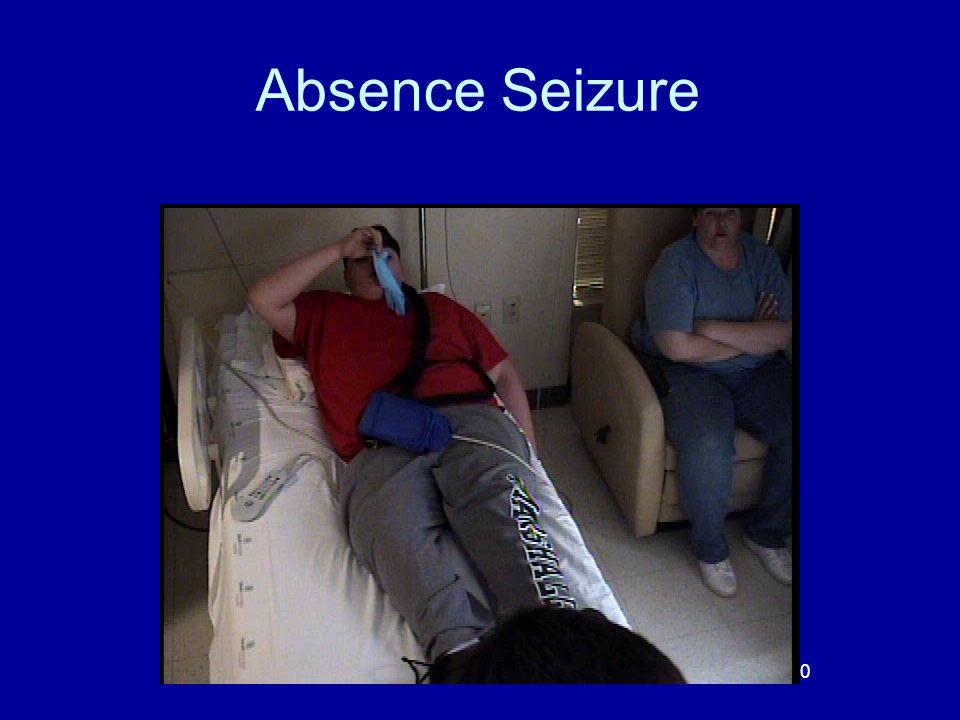 Absence Seizure 40