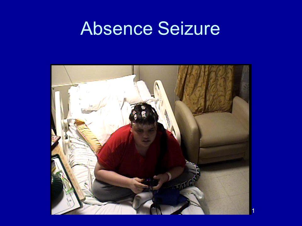 Absence Seizure 41