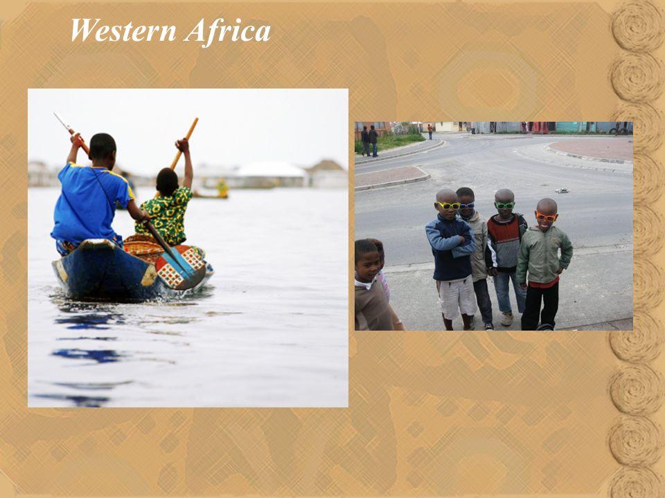 27 Western Africa
