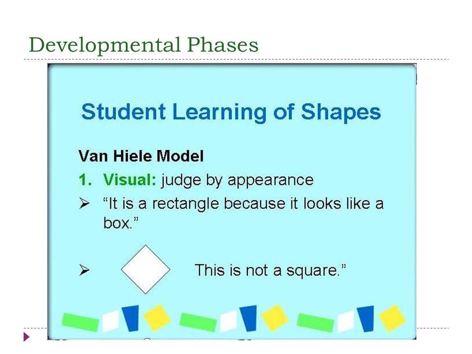 Developmental Phases