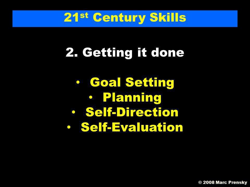 21 st Century Skills 1.