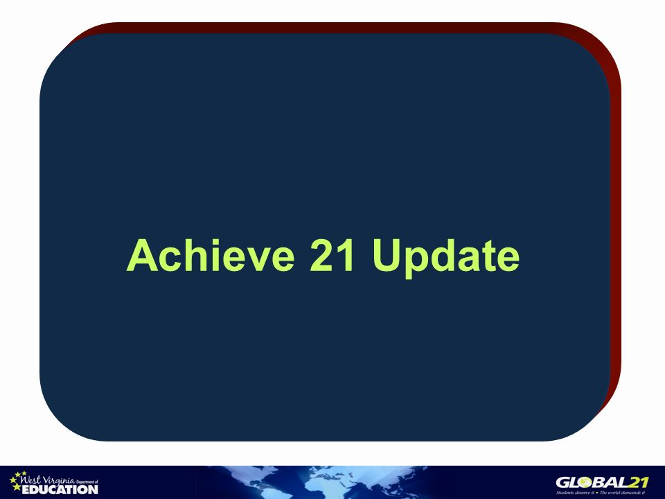 Connecting Supports for Personalized Learning Student Achieve 21 Update
