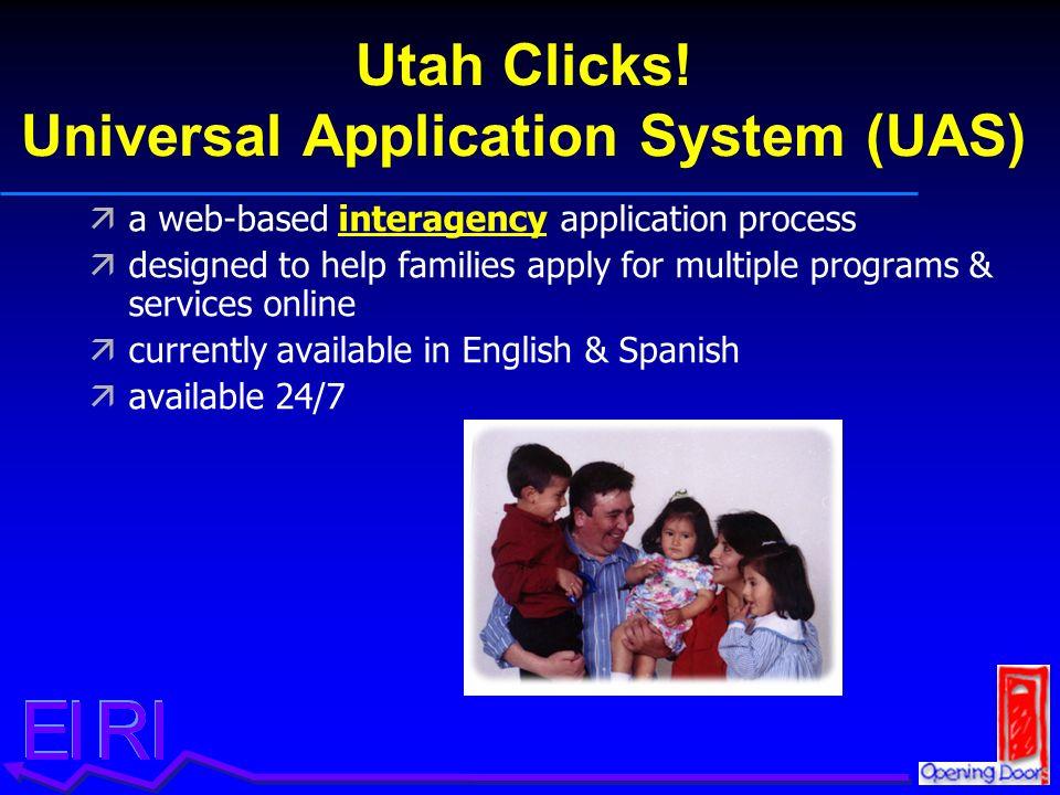 Utah Clicks.