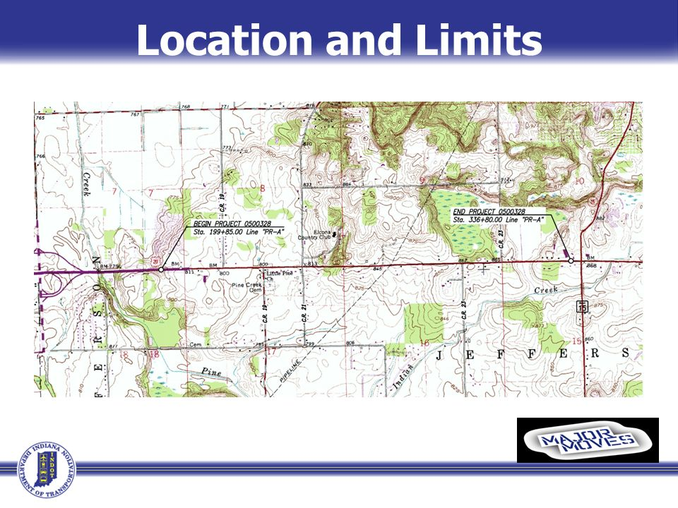 Location and Limits