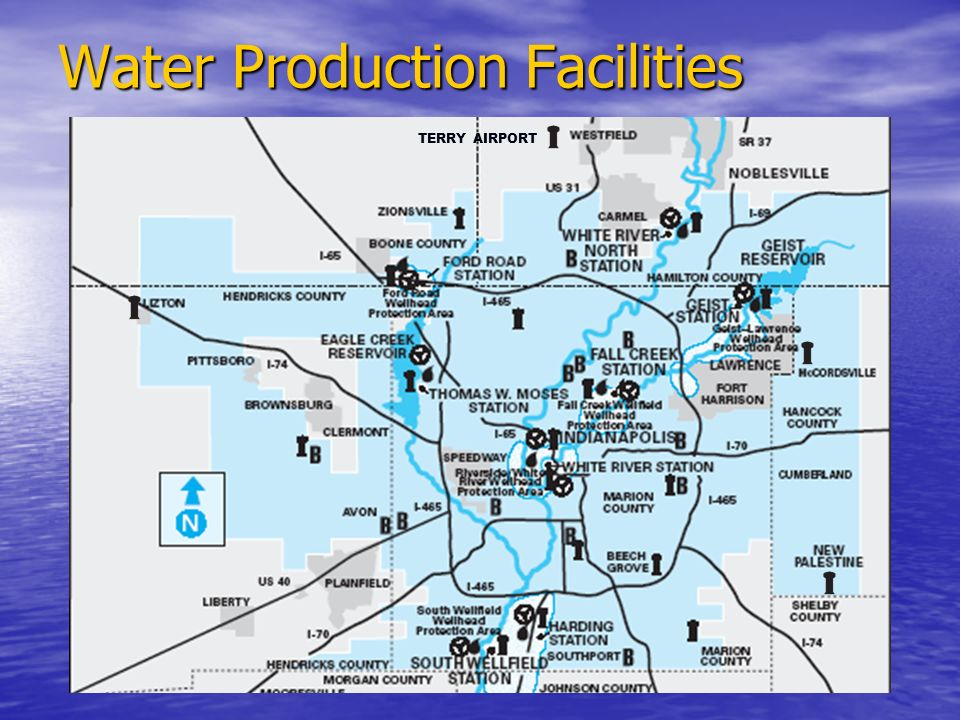 TERRY AIRPORT Water Production Facilities