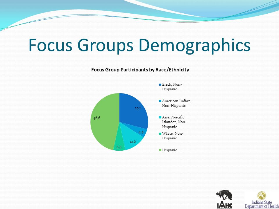 Focus Groups Demographics