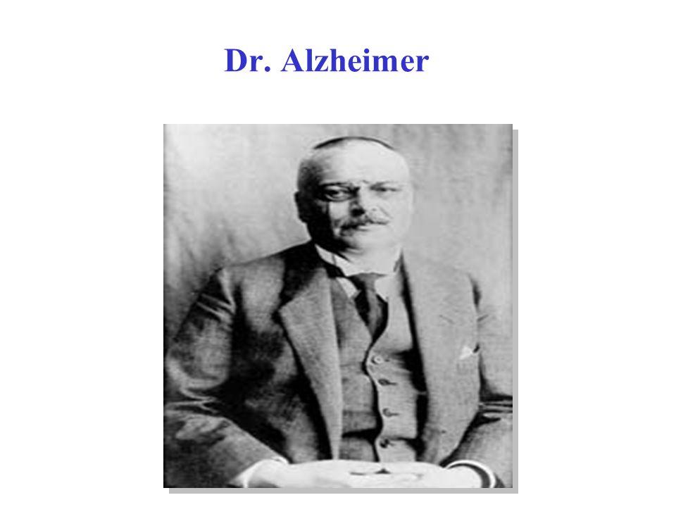 Dr. Alzheimer