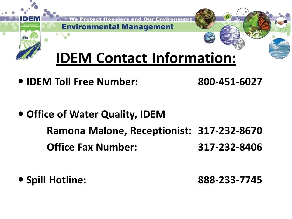 Part I: How to complete the DMR and MMR forms correctly: In order to have compliant DMR data in the EPA database.