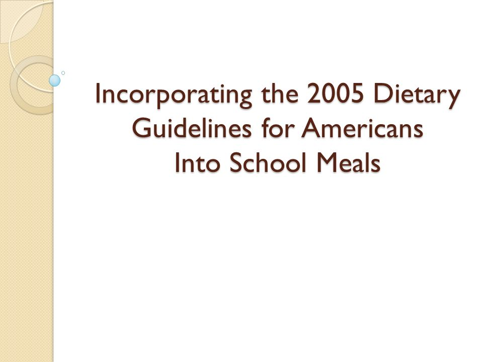 FIBER, example The DGAs recommend 14 grams per 1000 calories.