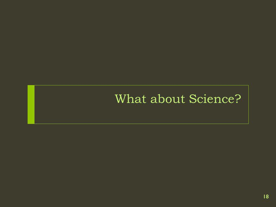 What about Science 18