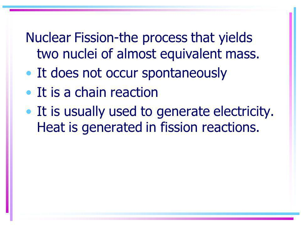 Fusion Fusion reactions can release huge amounts of energy Fusion reactions occur in the sun and stars
