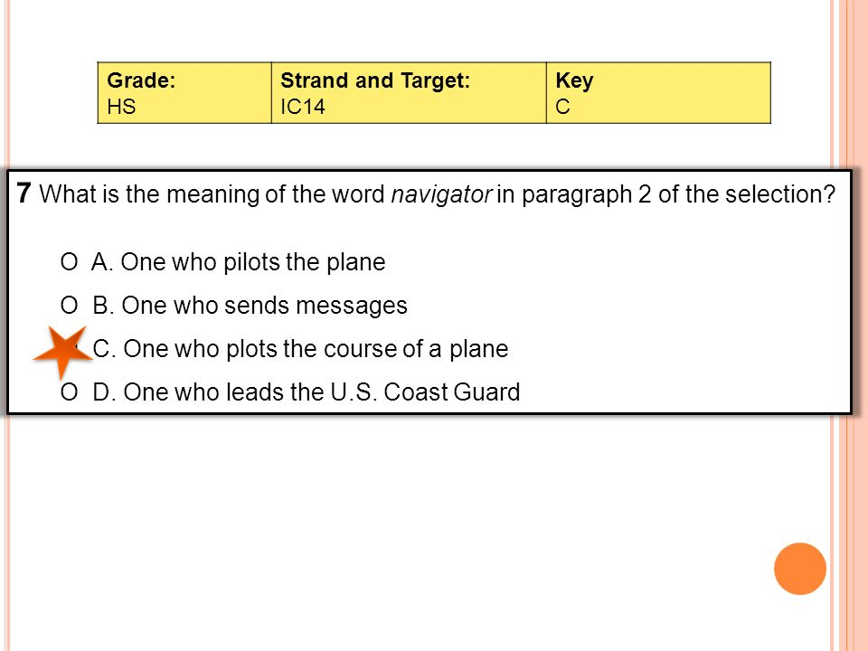 8 What problem made it almost impossible for the Coast Guard to locate Amelia Earhart.