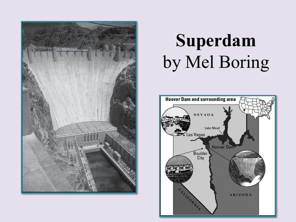 Superdam by Mel Boring 1