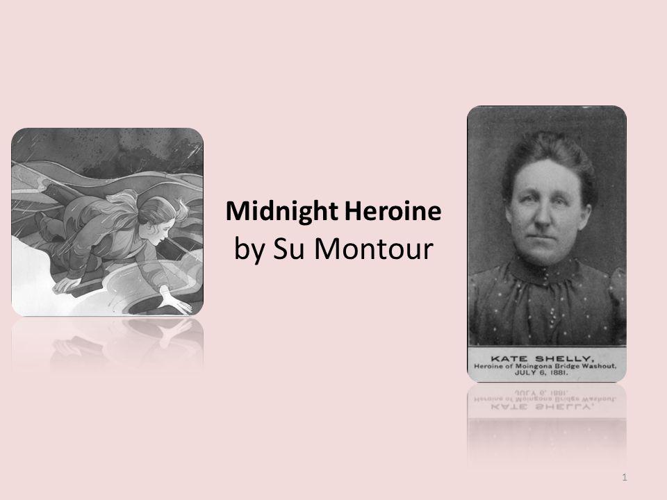 Midnight Heroine by Su Montour 1
