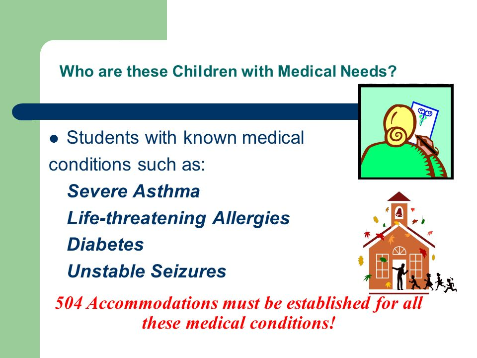 Another Medical Condition… …for you to know and understand. Seizures