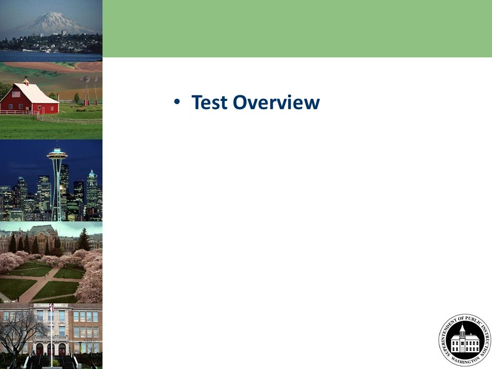 Test Overview