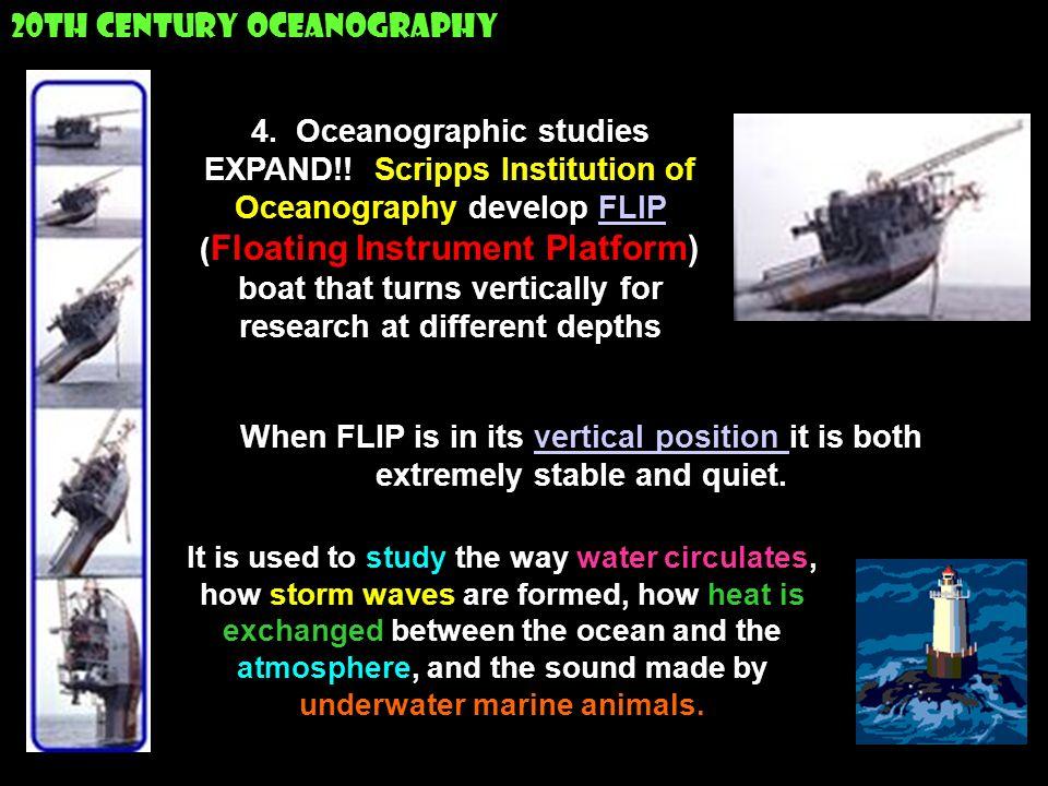 4.Oceanographic studies EXPAND!.