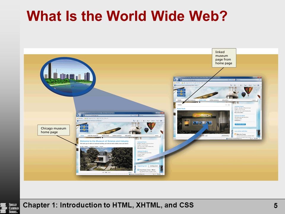Chapter 1: Introduction to HTML, XHTML, and CSS 16 HTML Versions HTML has gone through several versions, each of which expands the capabilities of HTML The most recent version of HTML is HTML 4.01, although most browsers still support HTML versions 3.2 and 2.0