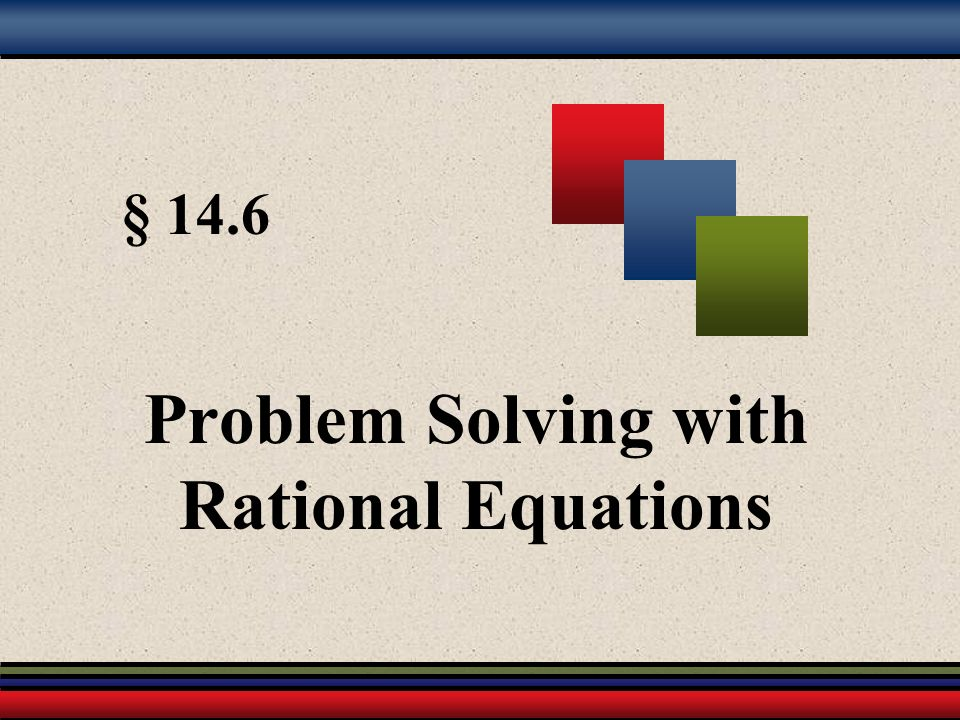 Martin-Gay, Developmental Mathematics 56 Solve the following equation for R 1 Example Solving Equations with Multiple Variables