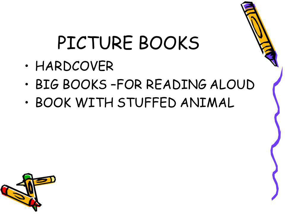 PICTURE BOOKS HARDCOVER BIG BOOKS –FOR READING ALOUD BOOK WITH STUFFED ANIMAL