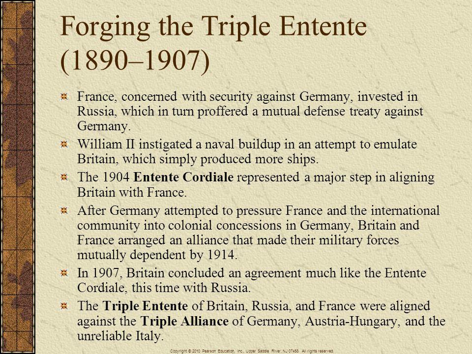 The Road to War (1908–1914) Austria annexed Bosnia.