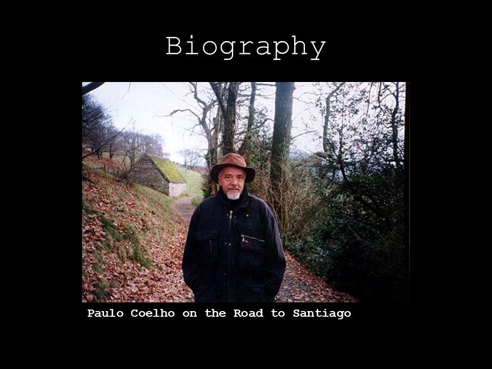 Biography Paulo Coelho on the Road to Santiago