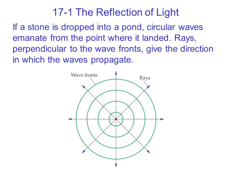 17.Spherical Mirrors A spherical mirror has the shape of a section of a sphere.