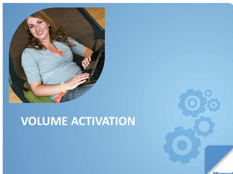 To Install KMS hosts for KMS Activation Choose and install the desired volume licensed media.