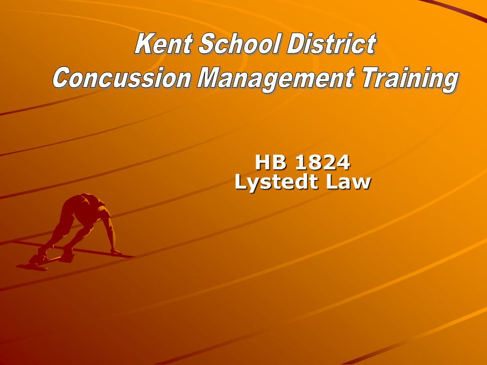HB 1824 Lystedt Law
