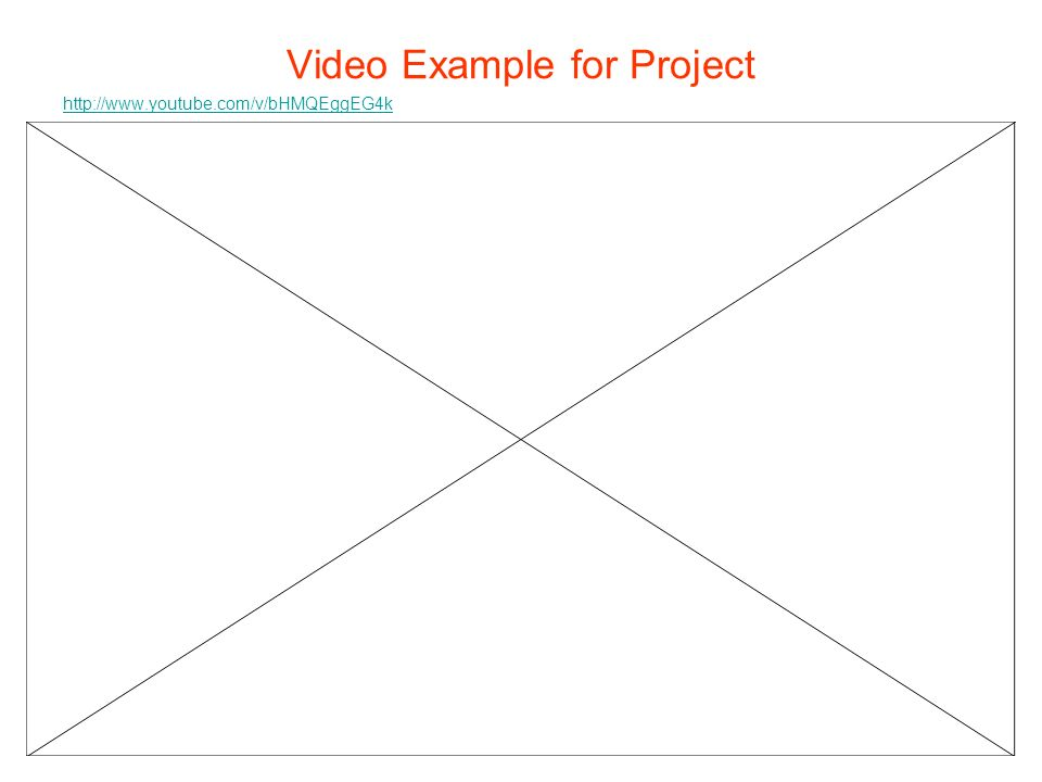 Video Example for Project http://www.youtube.com/v/bHMQEggEG4k