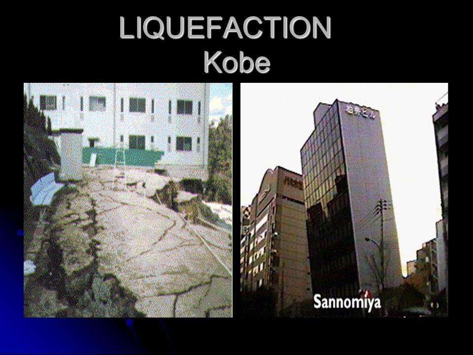 LIQUEFACTION Kobe