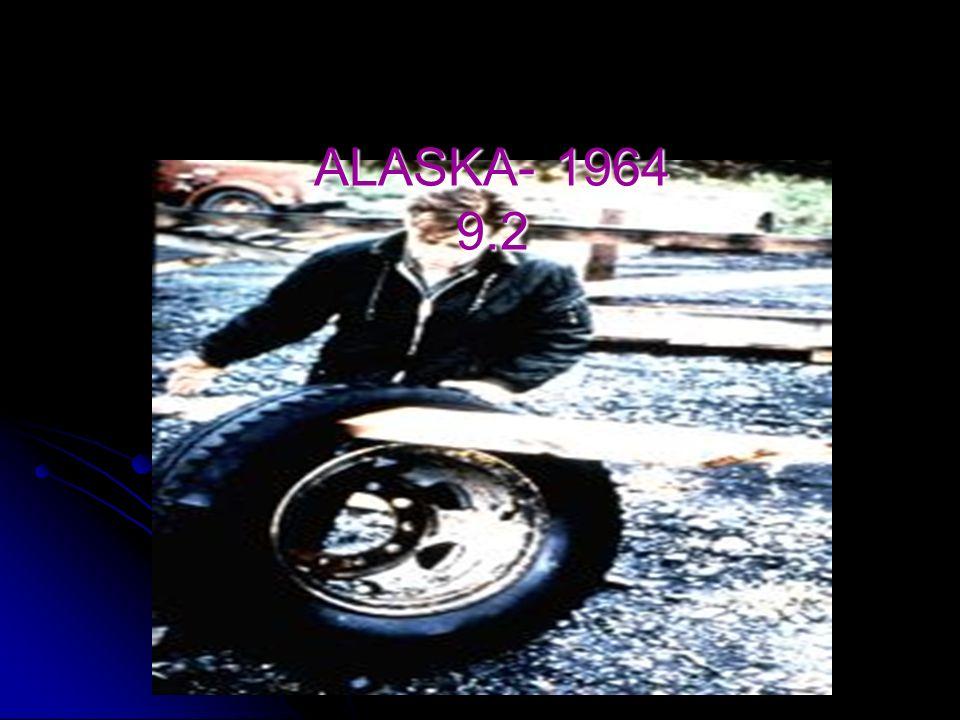 ALASKA- 1964 9.2