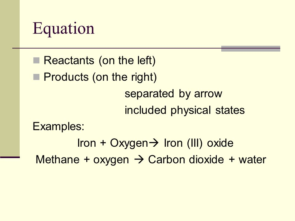 Practice Problem When solid aluminum oxide and hydrogen gas are heated, molten aluminum and water vapor form.