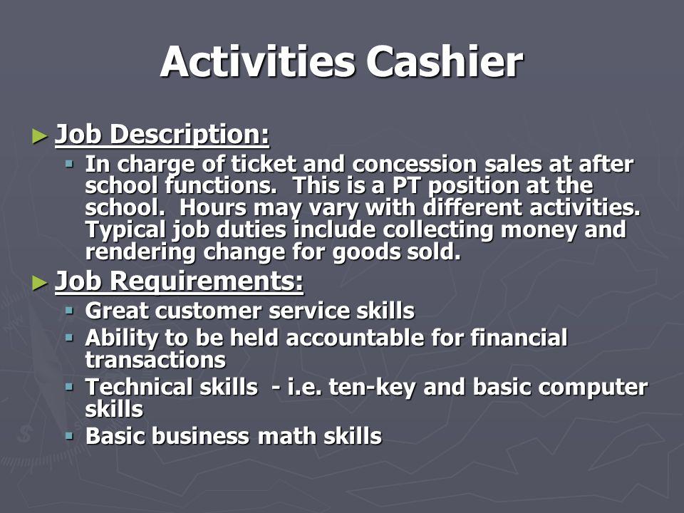 Office Clerk Job Description: Job Description: Answer phones, file paperwork, data entry and various other clerical tasks.