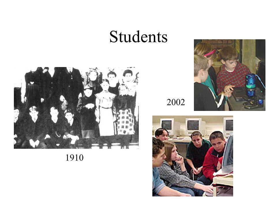Students 2002 1910