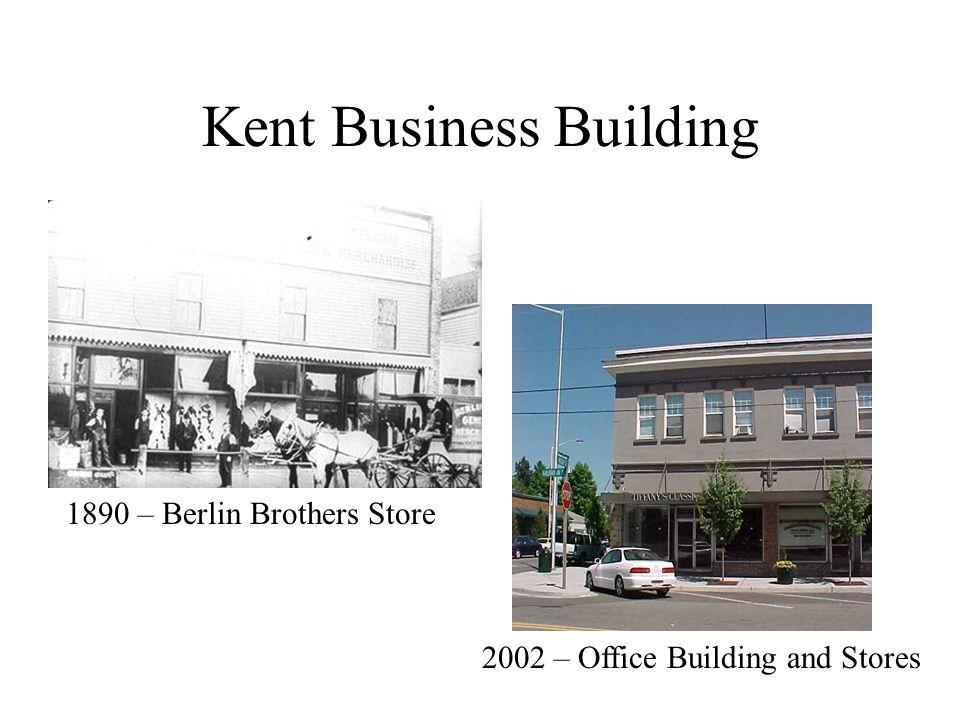 Guiberson Building 1906 2002