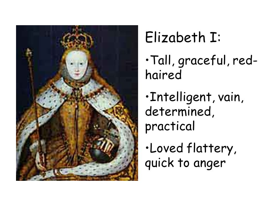 Because many Protestants as well as Catholics were concerned that a woman was not qualified by Gods Word to feed the flock of Christ, Elizabeth accepted the title, Supreme Governor of the Church of England.