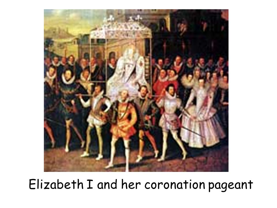 Elizabeth came to the throne in a time of great trouble for England: Plague threatened the country.