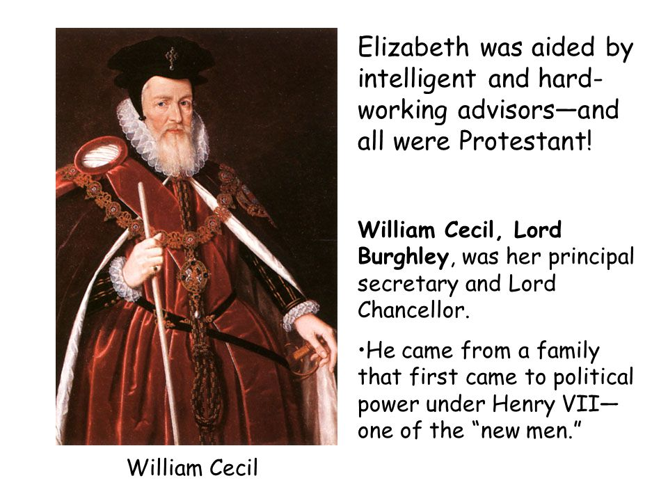 Sir Francis Walsingham was principal secretary for foreign affairs and head of the Elizabethan secret service.