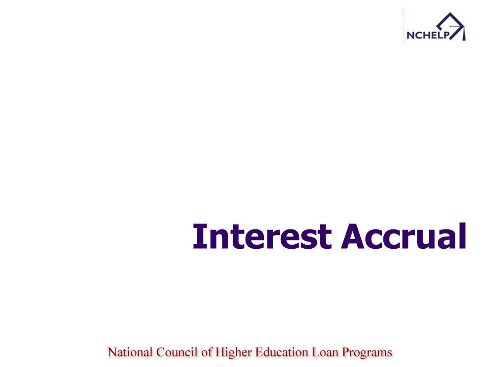 Interest Accrual