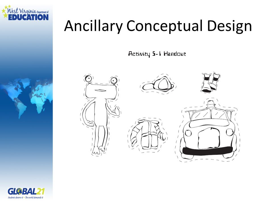 Ancillary Conceptual Design